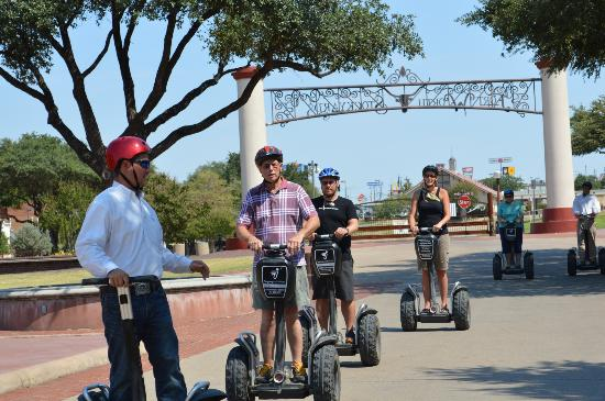 ‪Segway Fort Worth‬
