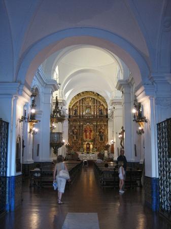 Virgen con el Niño - Rafael Spano (s. XIX) - Picture of Basilica de Nuestra S...