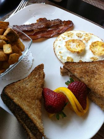 Rawley Resort: Breakfast