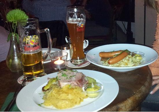 Schwarzwaldstuben: Muito bom!