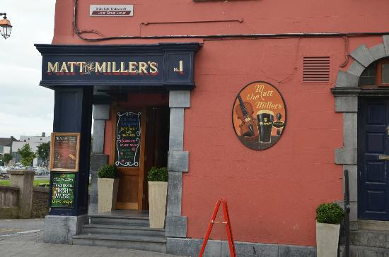 Matt The Millers Bar & Restaurant: esterno
