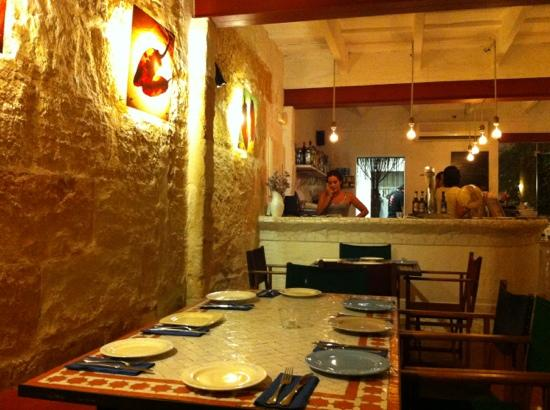 La Cayena: All'interno del locale