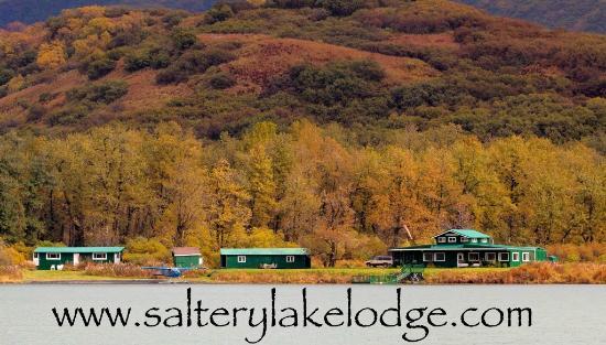 Saltery Lake Lodge: Fall at Saltery Lake