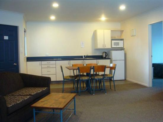 Albert Park Motor lodge: Two bedroom unit