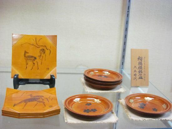 Lacquerware Museum (Hida Takayama Shunkei Kaikan)