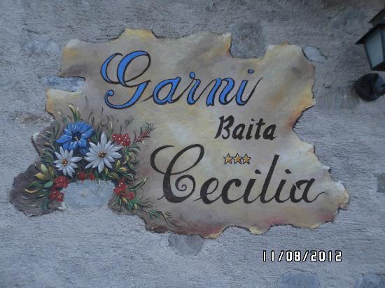 Garni Baita Cecilia: Baita Cecilia