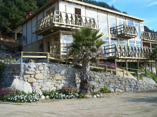 Constitucion, Chili : Business lodge/dining area