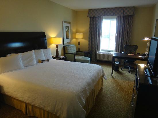 Hilton Garden Inn Miami Airport West: Bedroom 1
