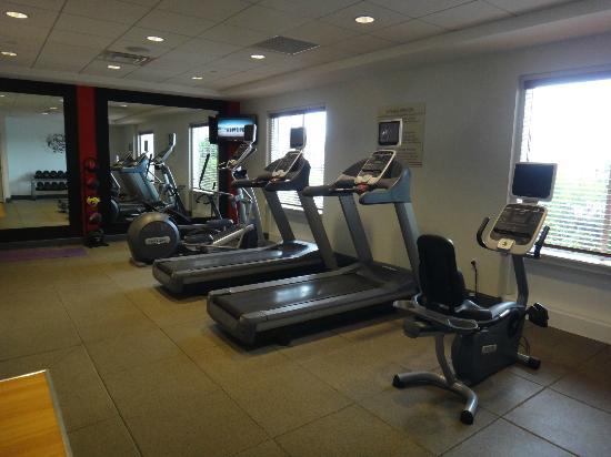 Hilton Garden Inn Miami Airport West: Fitness room