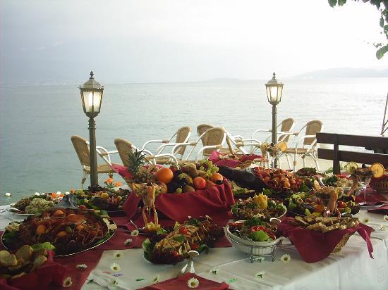 Hotel Milena: Restaurant