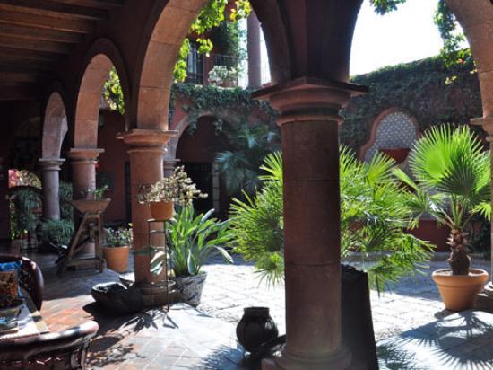 Casa de la Cuesta-bild
