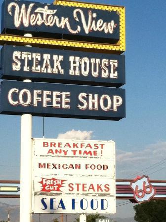 Western View Diner & Steak HS