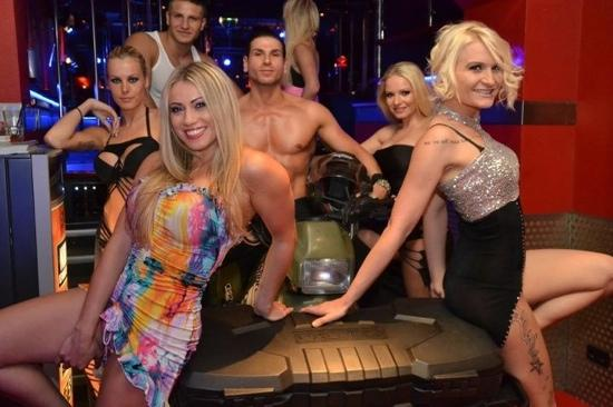 statoil tyskland live sex show