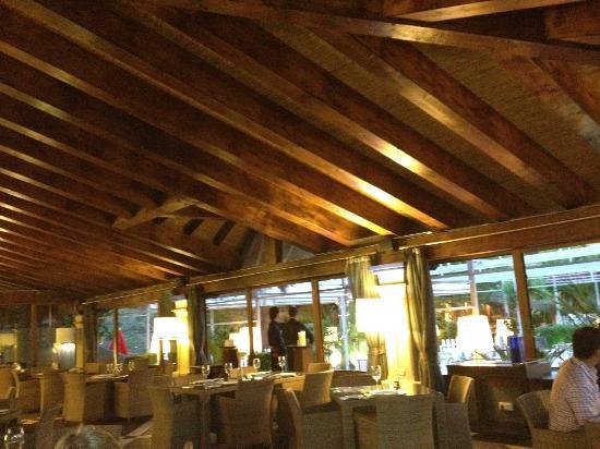 Restaurante Calabajio: Interior