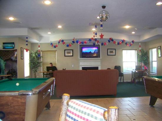 Holiday Inn Club Vacations Fox River Resort: Activity Center