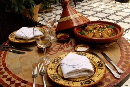 Cours de Cuisine au Riad Monceau