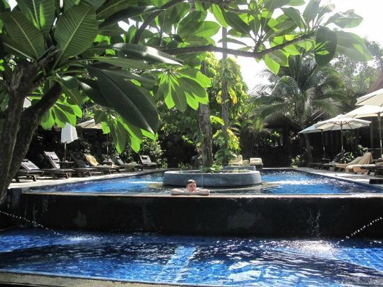 Samui Paradise Chaweng Beach Resort: Pool