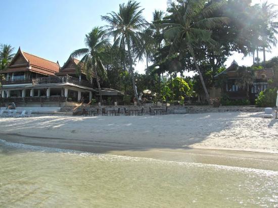 Samui Paradise Chaweng Beach Resort : The beautiful resort
