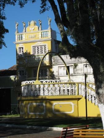 Pilar V. Guia de Tourismo em Porto Seguro