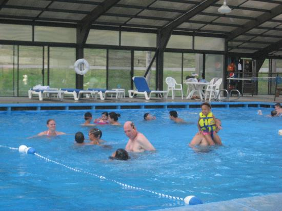 Holiday Inn Club Vacations Fox River Resort: Indoor Pool