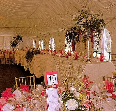 Perth Manor Boutique Hotel: Tented Weddings