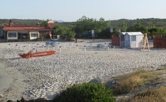 Hotel Stefania Boutique Hotel by the Beach : La Spiaggia