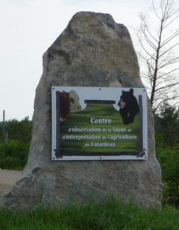 Centre d'observation de la Faune de Falardeau
