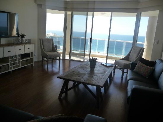Xanadu Holiday Resort: Beautiful living room :)