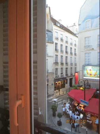 Hotel Louis 2: view from room