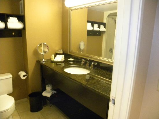 Crowne Plaza Columbus Downtown: Lovely bathroom