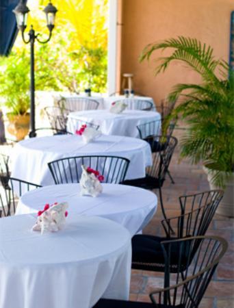 Osprey Beach Hotel Restaurant
