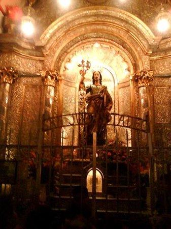 Iglesia y Convento de San Francisco: San Judas Tadeo