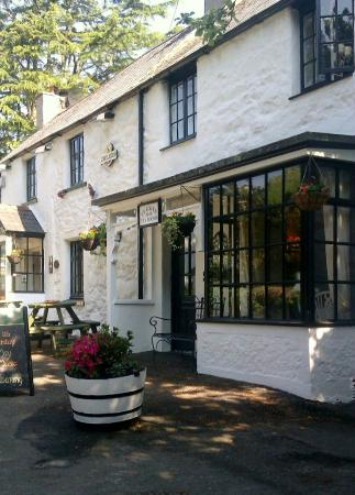 Rowen, UK: Ty Gwyn Hotel ...a chractor pub with origanal features...