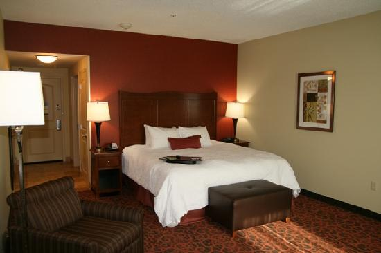 Hampton Inn Tomah: Standard King Room