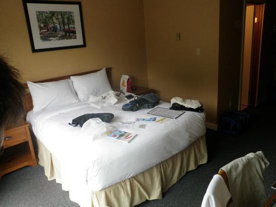Marina West Motel: Comfy