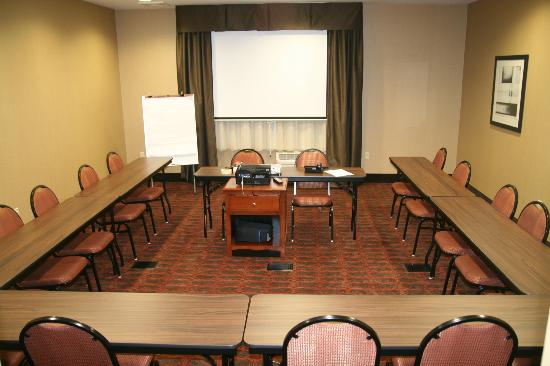 Hampton Inn Tomah: Meeting Room