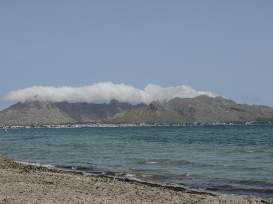 PortBlue Club Pollentia Resort & Spa : Hotel beach