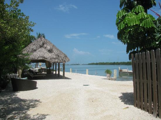 Little Conch Key: View of boat dock