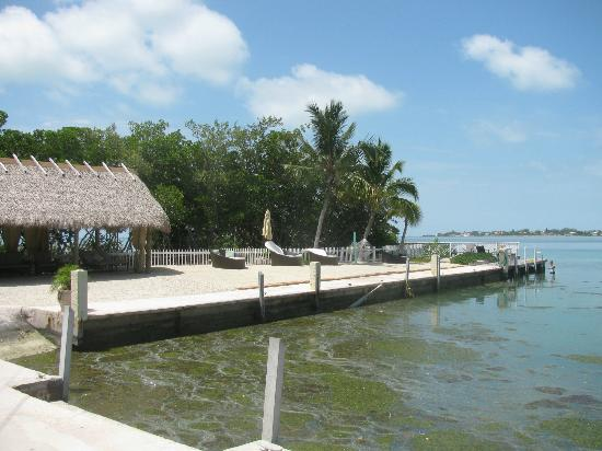 Little Conch Key: Boat dock