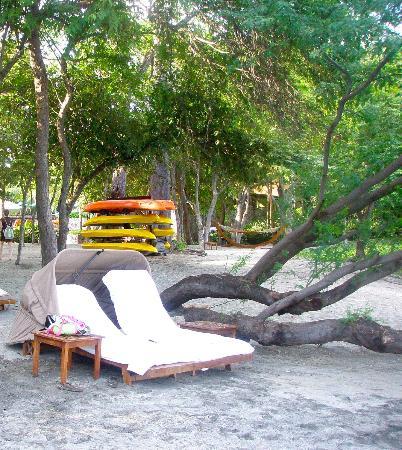 Four Seasons Resort Costa Rica at Peninsula Papagayo: Beach