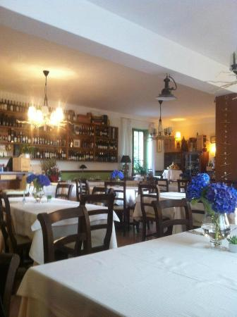 The restaurant Hotel Monterosso Alto