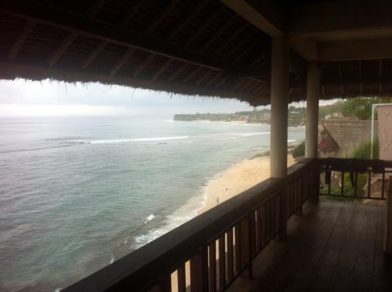 Bali Surf Villa: lobbying