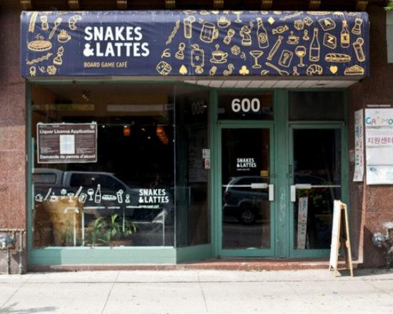 Snakes & Lattes Picture