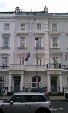 Luna & Simone Hotel: Hotel view