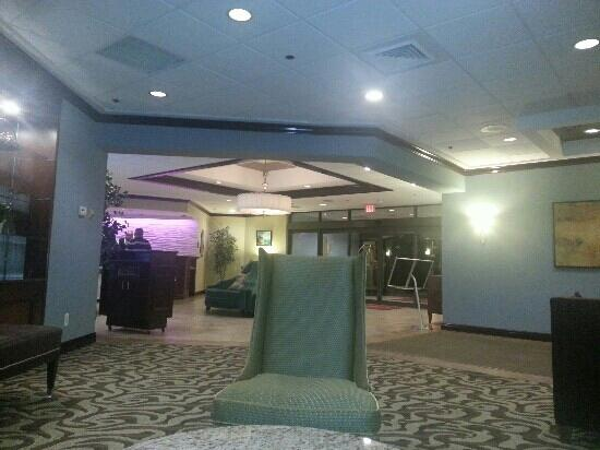 Ramada Plaza Holtsville Long Island : Hotel Lobby