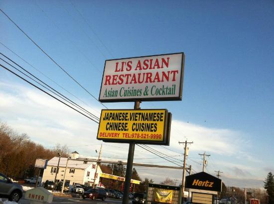 Li S Fine Asian Cuisine Sushi Bar