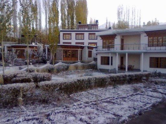 Royal Heritage Resort: Winter