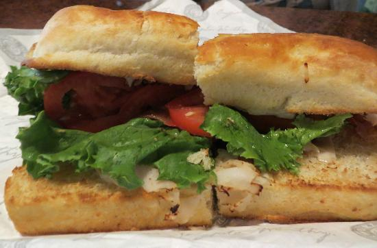 Earl of Sandwich: Riquísimo!