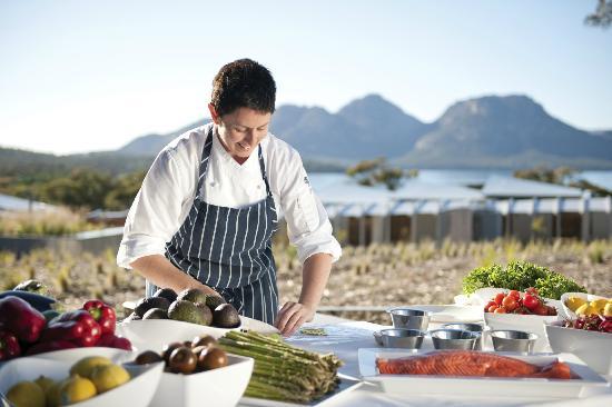 Saffire Freycinet: Cooking Class