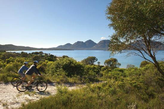 Saffire Freycinet: Mountain Biking